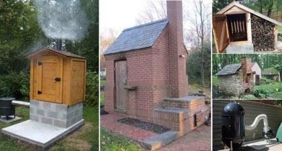 Tipuri de afumatori pe care le puteti construi in curte