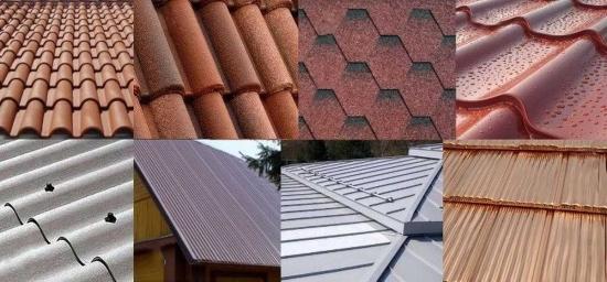 Ce tipuri de materiale pentru acoperis exista