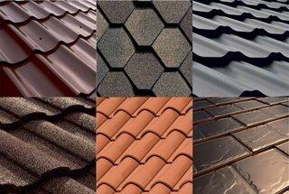 Tipuri de materiale pentru un acoperis