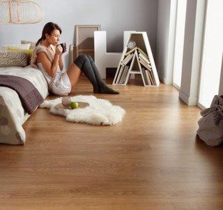 Parchet laminat dormitor modern
