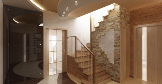 Scari interioare pentru case - tipuri de scara, cerinte tehnice minime plus modele atractive
