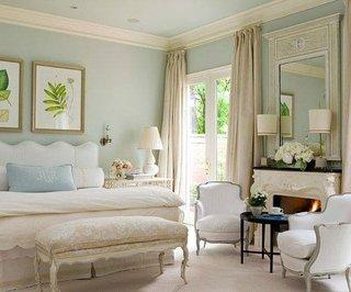 Dormitor zugravit bleu pastel