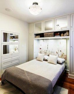 Amenajarea unui dormitor fara ferestre