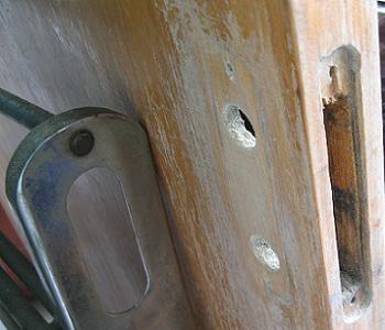 Slefuire usa cu banda abraziva pentru reconditionare