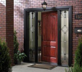 Usa metalica exterior casa