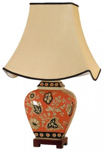 Veioza Ming in stil orietanl