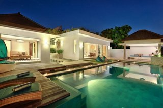 Proiect de casa cu parter si piscina