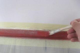 Cum se vopseste o plinta de lemn