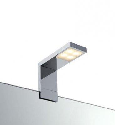 Aplica pentru oglinda 5.1x9.6 cm Rennes Markslojd, aluminiu