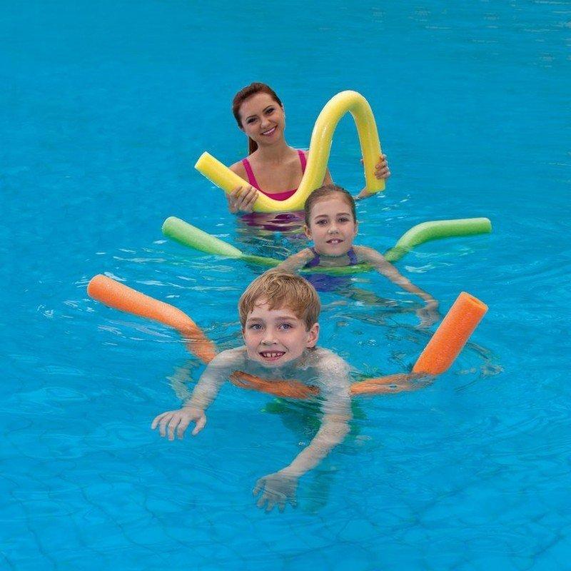 Bagheta din spuma 150x6.5 cm - initiere inot piscina