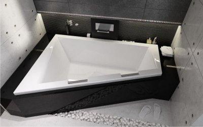 Cada baie dubla 180x130 cm