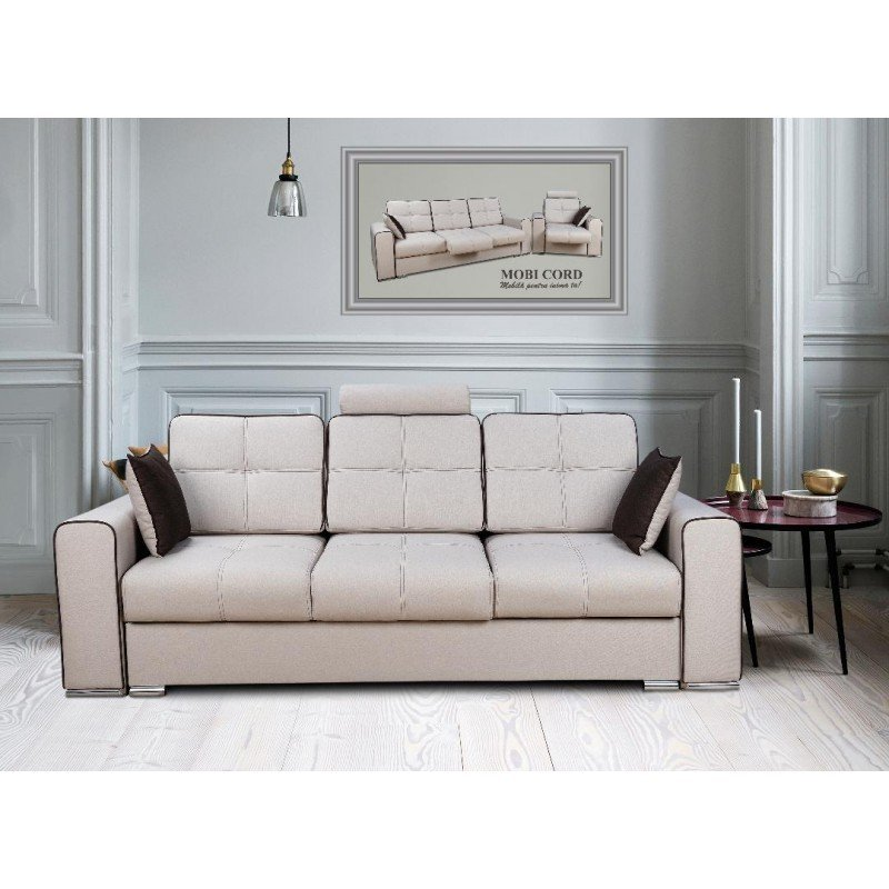 Canapea 3 locuri KATERINA eflex