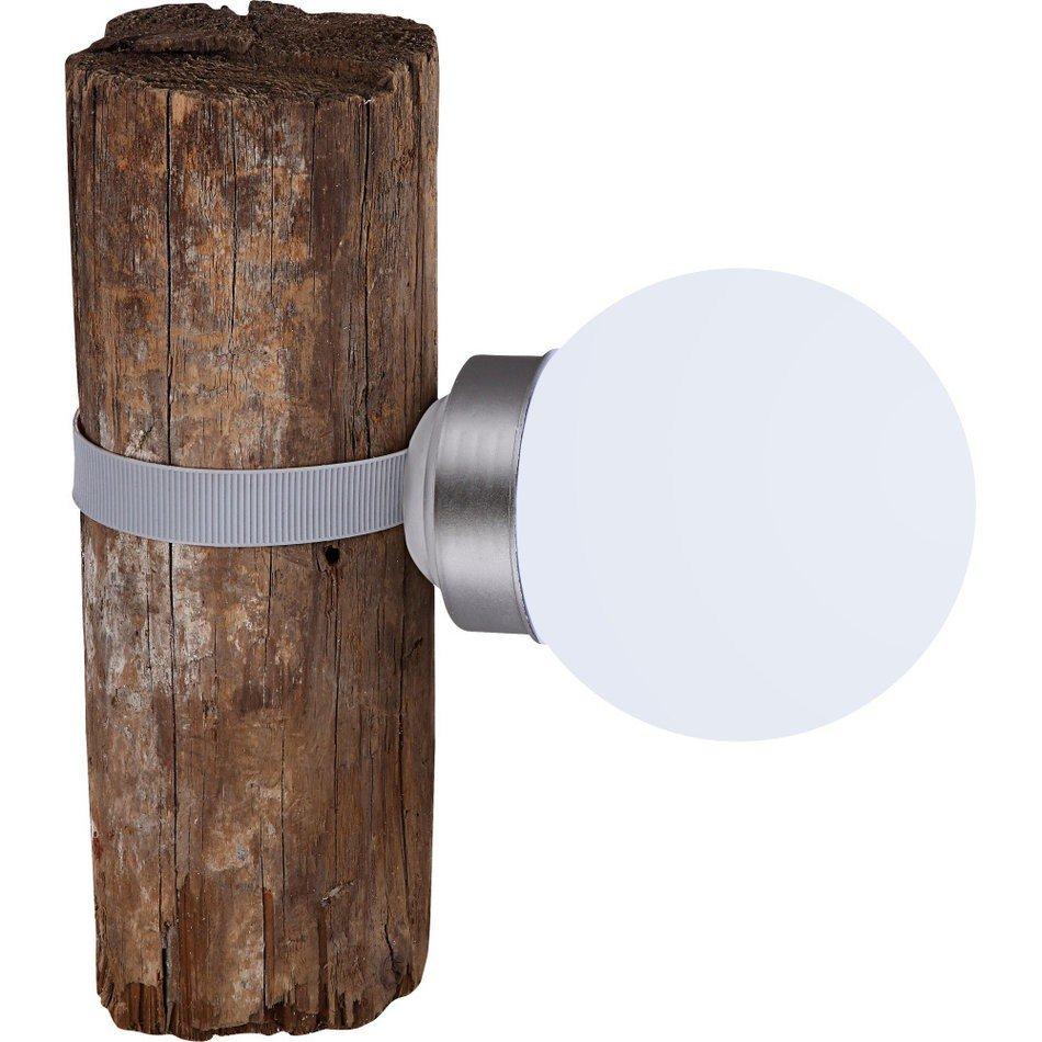 Decor exterior 1 x LED max. 0.06W ,  Globo SOLAR, stil rustic