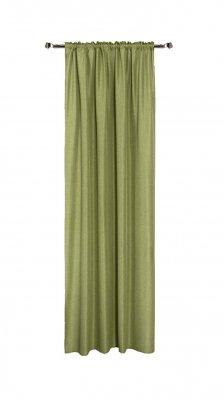 Draperie Home , verde Olive 140 x 270 cm, 1 bucata, poliester