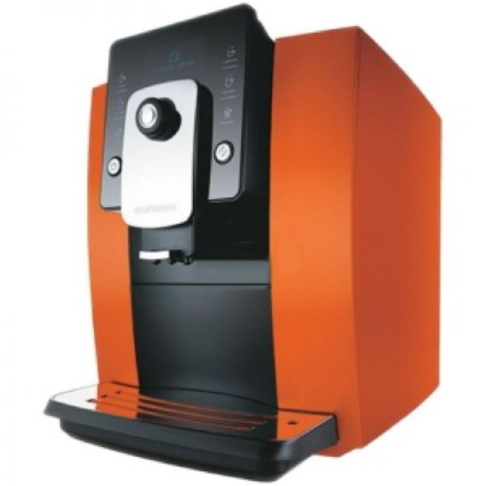 Espressor automat Oursson AM6244/OR, 1200 W, 19 bari, 1.8 l, portocaliu