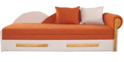 Canapea 3 locuri Dorla Membericaliu + Bej extensibila, cu loc de depozitare