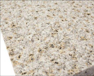 Granit Padang Yellow, buceardat 60 x 30 x 2.5 cm, pentru spatii umede