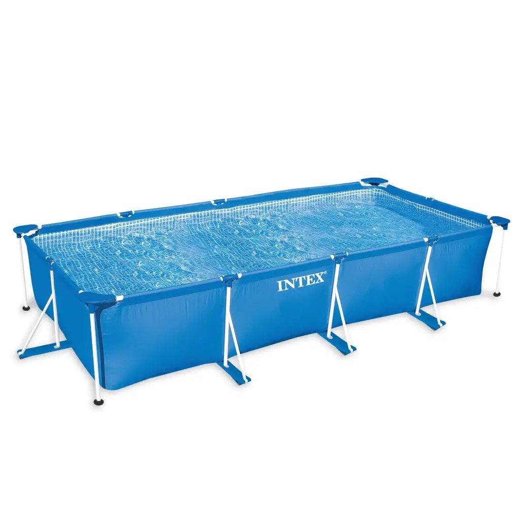 Intex Piscină Rectangular Frame 220 x 150 x 60 cm