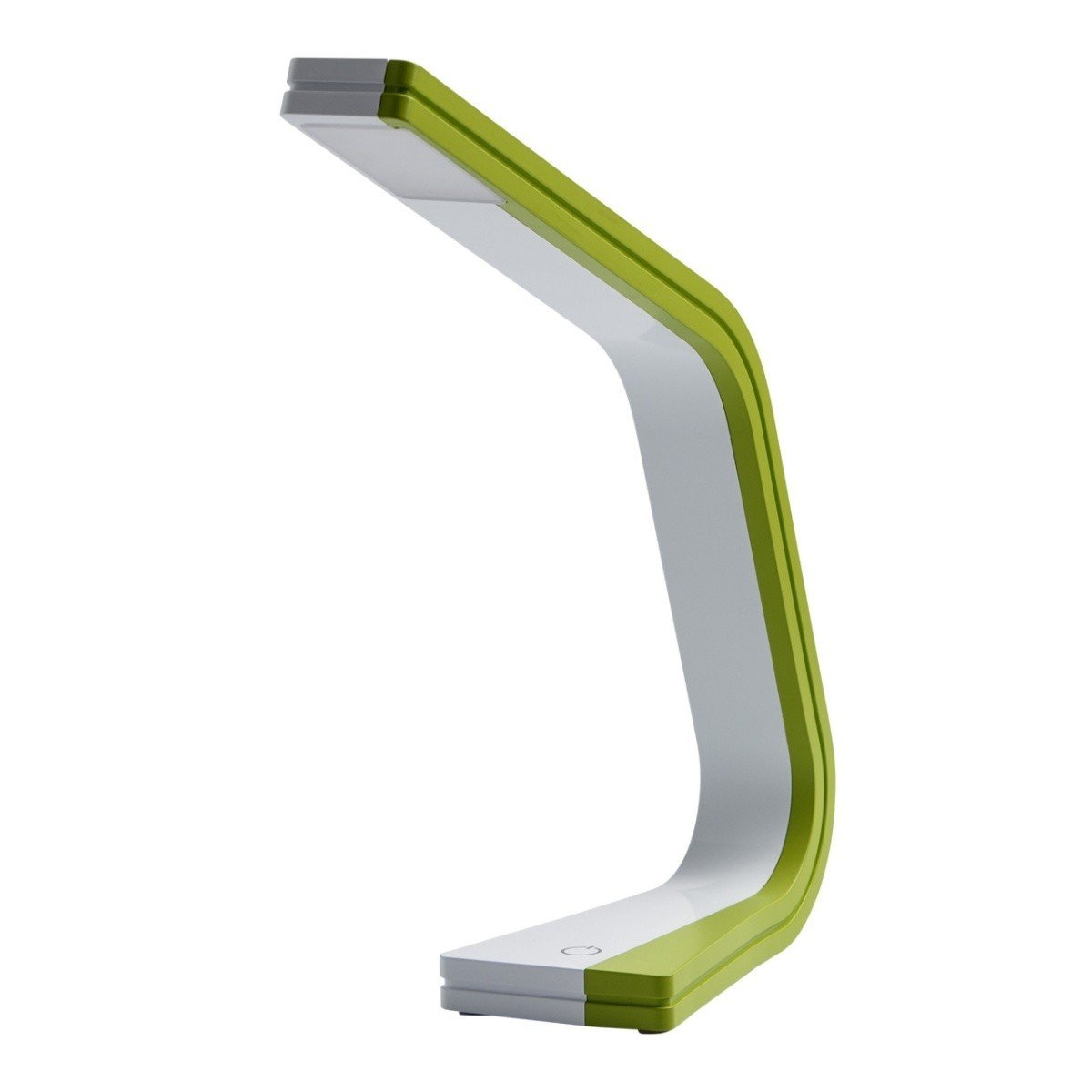 Lampa de birou MW-Light Techno, alb/verde, LED, design modern