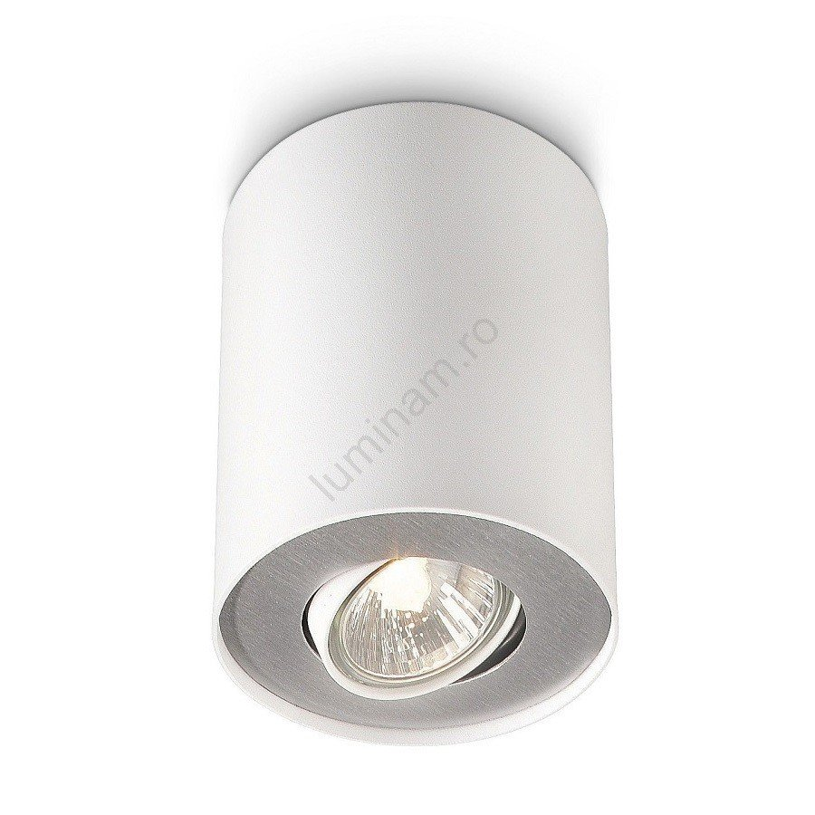 Lampa spot MYLIVING PILLAR, Philips, alba