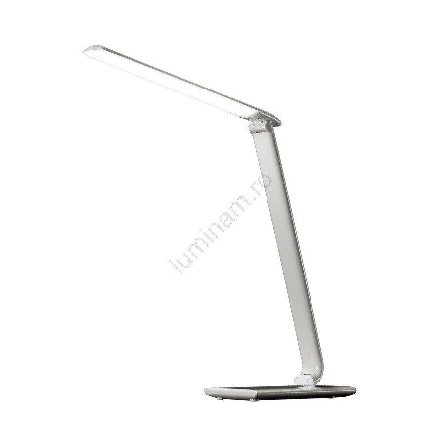 LED lampa de masa dimmabila USB conector LED/12W/230V alb
