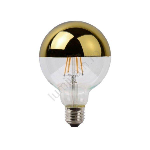 Lucide 49019/05/10 - Bec LED VINTAGE E27/5W/230V 2700K auriu Lucide 49019/05/10 - Bec LED VINTAGE E27/5W/230V 2700K auriu