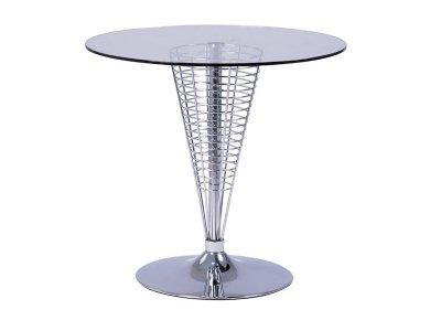 Masa de Sticla Cosmo,  rotunda 80xh80 cm