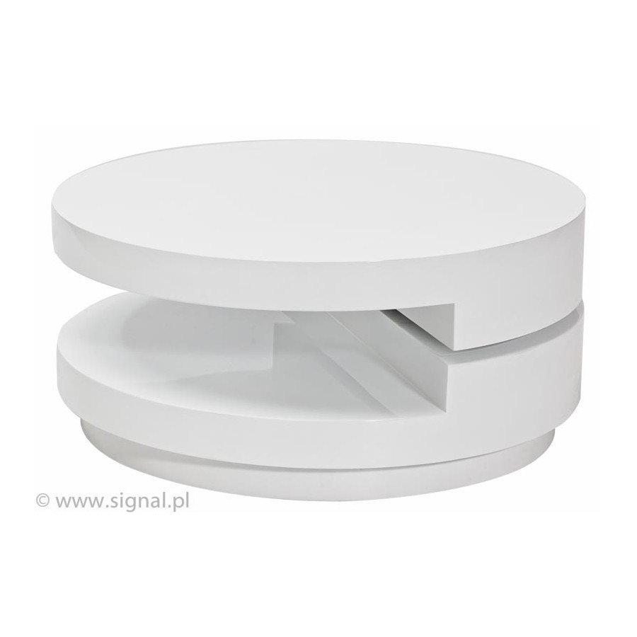 Masuta Fabiola, alba, rotunda, design modern