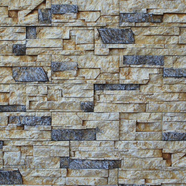Piatra naturala decorativa BALCAN 01, culori de granit