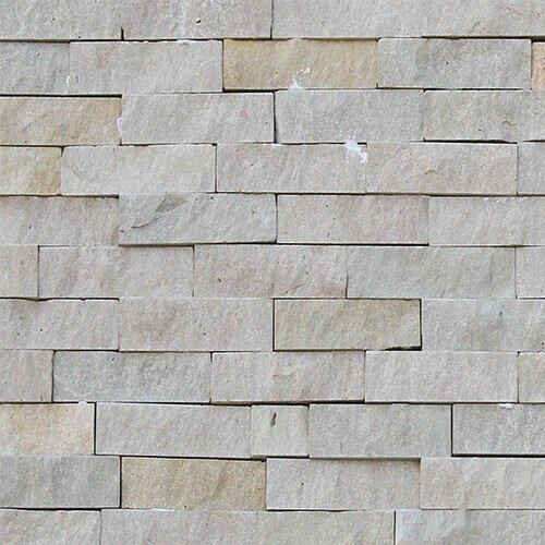Piatra naturala scapitata sandstone Brown Oyster 3 cm