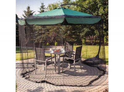 Prelată pentru umbrelă de grădină/Accesoriu umbrelă 3,5 m PATIO