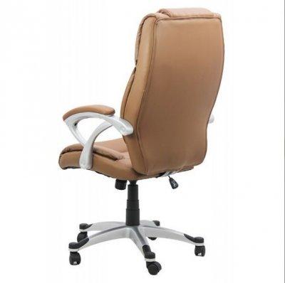 Scaun de birou ergonomic, piele ecologica