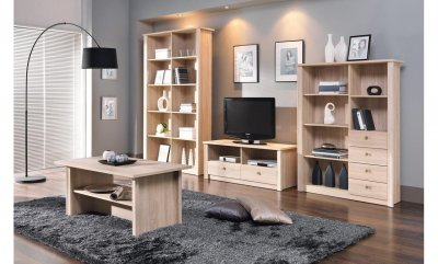 Set de mobilier Verto II cu 3 piese