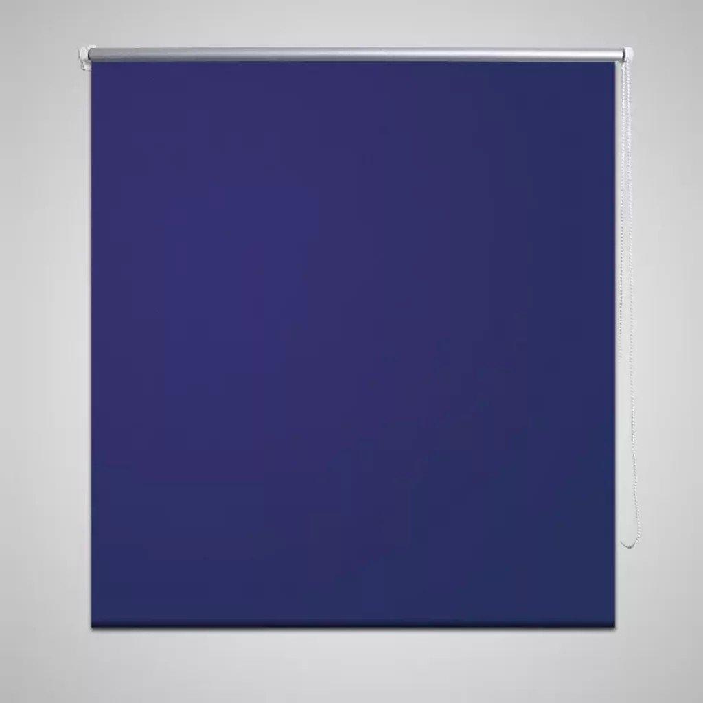 Stor opac, 140 x 230 cm, albastru inchis