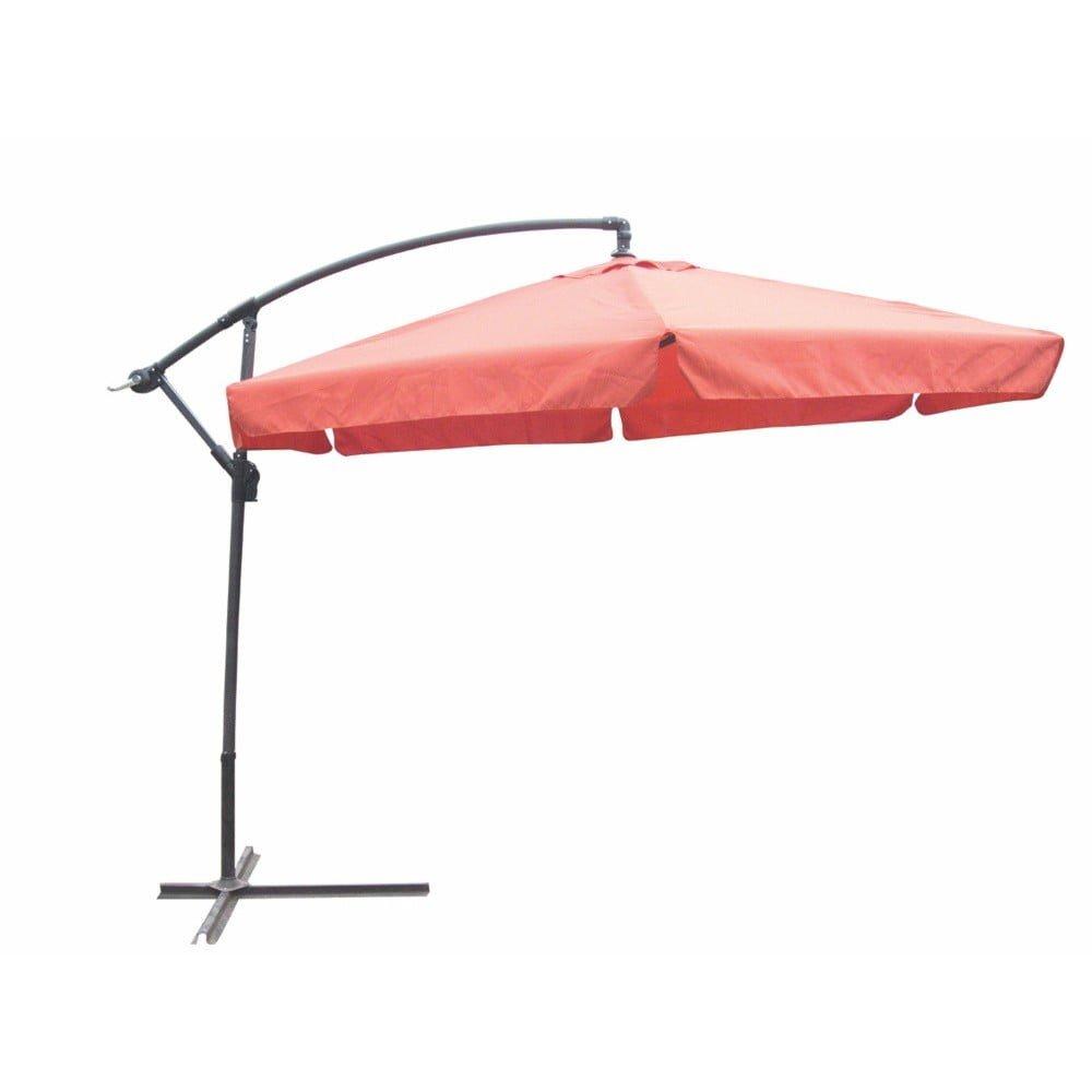 Umbrelă pentru grădină ADDU Terracotta Offset, 300 cm