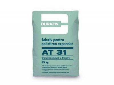 Adeziv polistiren expandat Duraziv AT 31 - 25 kg