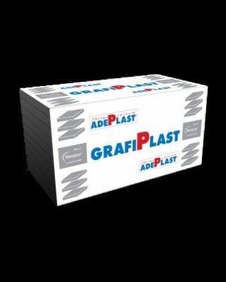 Polistiren GRAFITAT Adeplast - EPS 80 Grosime 10 cm, 8 cm, 5 cm, 3 cm, 2 cm