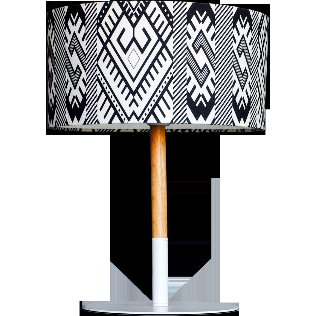 Lampa de birou cu abajur textil - Gustar