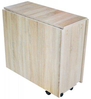Masa plianta Mini Sonoma, 170 x 77 x 80 cm