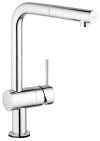 Baterie bucatarie cu actionare la atingere Grohe Minta Touch-31360000