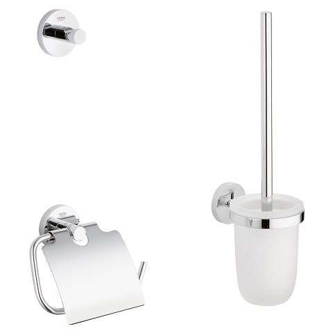 Set accesorii 3 in 1 Grohe Essentials