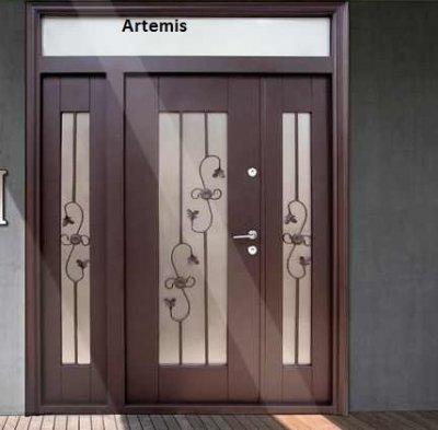 Usa metalica de exterior- Artemis